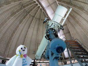 本館45cm屈折望遠鏡-花山天文台