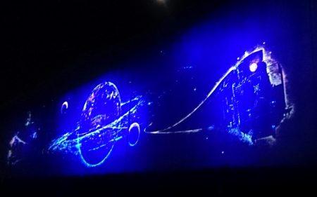 花巻-銀河鉄道の壁画