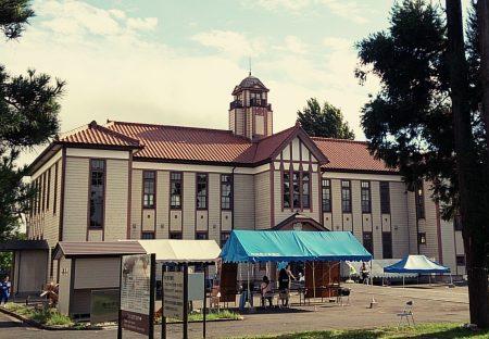 奥州宇宙遊学館-水沢天文台
