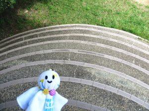 本館-外階段2-花山天文台