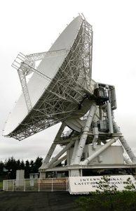 水沢VERA20m望遠鏡1