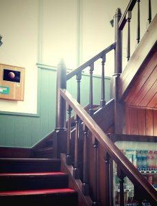 遊学館-階段-水沢